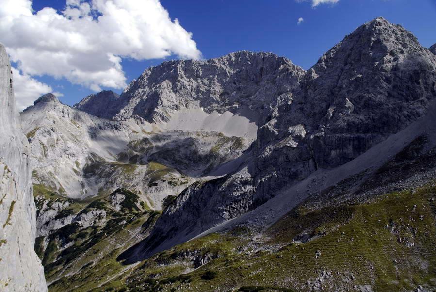 Klettersteig Coburger Hütte : Coburger huette ehrwalder sonnenspitze htm